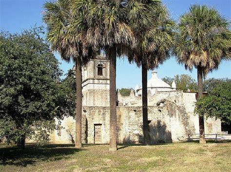 park san antonio interior mission concepcion picture of san antonio missions national historical park