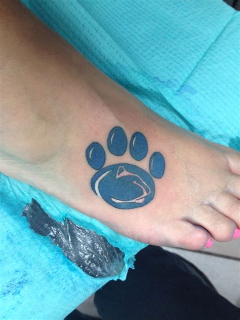 penn state tattoo 96 best we are images on lions and