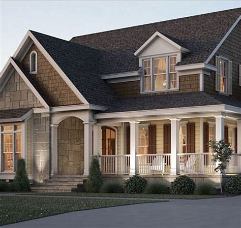 southern living dream home 1000 ideas about plan front on pinterest house plans