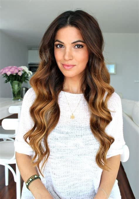 Soft Curls Hairstyle Hair hairstyle favourites soft curls wedding hair tutorials