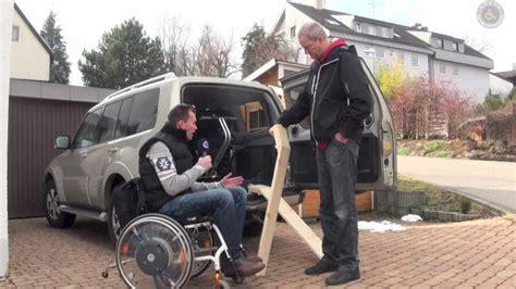 Motorrad Fahren Schwanger by Rollstuhl Re Selber Bauen