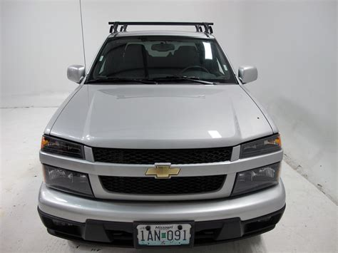 Chevy Colorado Roof Rack by Yakima Roof Rack For 2009 Chevrolet Colorado Etrailer