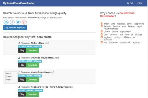 how to download mp3 from soundcloud online my soundcloud downloader how to search and download