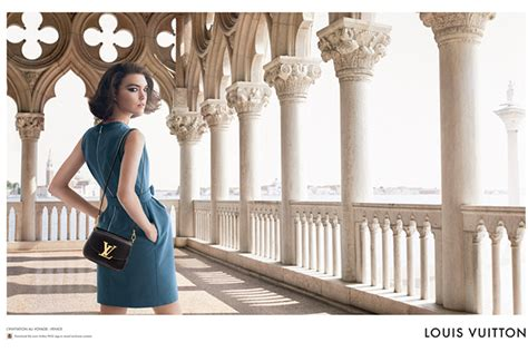 Louis Vuitton Ad by Go The On David Bowie S Extravagant Louis