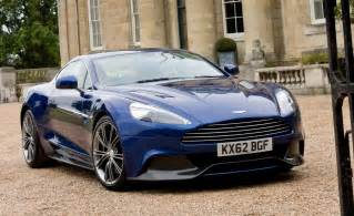 2013 Aston Martin Vanquish Car And Driver