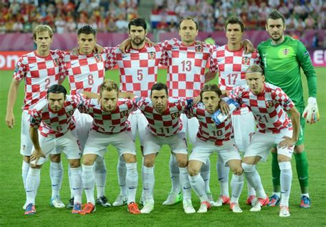 croatia national football team