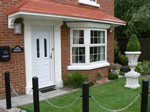 House Canopy by The Benefits Of A Door Canopy Canopies Uk