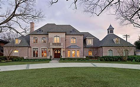 www home 9 000 square foot home in prestigious preston hollow