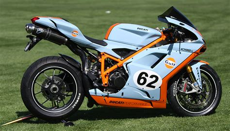 1098r gulf racing replica south bay riders