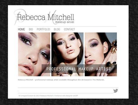 Amazing Makeup Artist Websites Saubhaya Makeup Makeup Website Templates