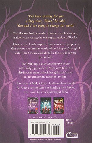 libro the grisha shadow and bone book 1 di leigh bardugo