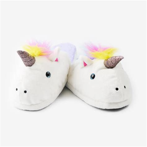 unicorn slippers unicorn slippers gifts zavvi