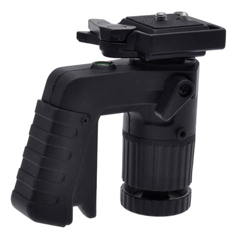 Tripods And Monopods With 3 8 neewer pistol grip with release plate for