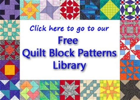 free printable easy quilt block patterns easy jacob s ladder quilt block instructions for 4 5 quot 6