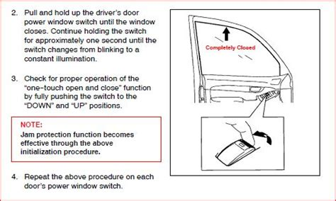 resetting windows lexus is250 how to initialize power windows gx after battery
