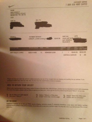 Nike Receipt Template by Alliance For Networking Visual Culture 187 Receipt For