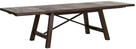 Rustic Extendable Dining Table Nixon Rustic Java Extendable Dining Table 6088 Rjav Orient Express
