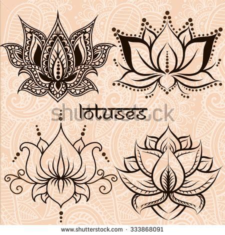 henna hand tattoo lotus makedes com