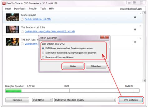 converter youtube to dvd free youtube to dvd converter download freeware de