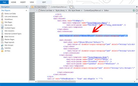 xslt call template return value image collections