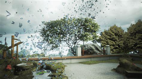 Epic Gardens by Epic Zen Garden By Epic In Showcase Demo Ue4