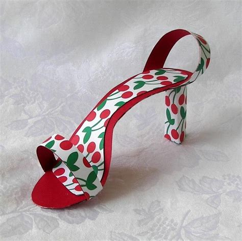Paper Shoe Craft - 30 best images about paper shoes on bespoke