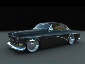 Vintage Volvo Coupe 1966 Volvo Custom Coupe By Bo Zolland Side Angle