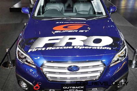 wrc subaru 2015 2015 subaru wrx sti rally racecars