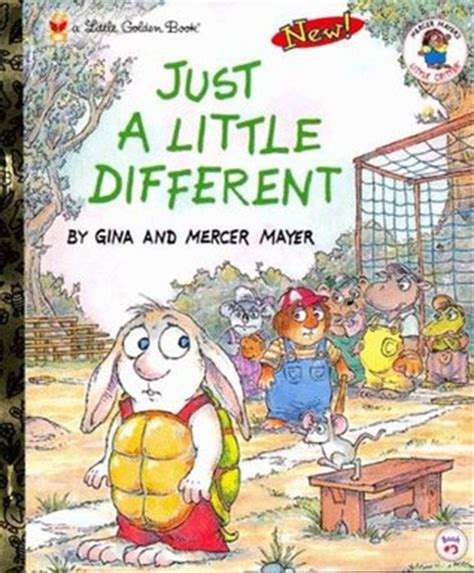 libro a little something different just a little different little golden book