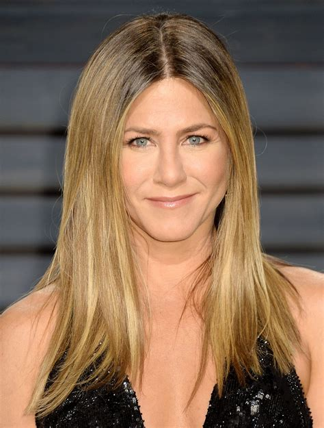 Aniston A by Aniston At Vanity Fair Oscar 2017 In Los