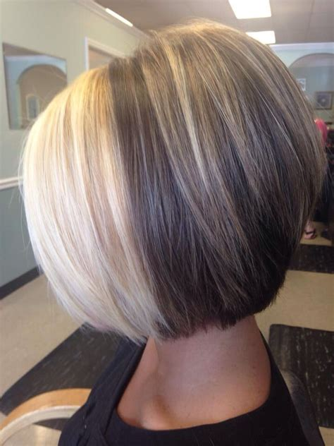 hairstyles blonde in front black in the back best 20 light highlights ideas on pinterest