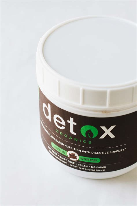 Detox Organics Chocolate Superfoods by Superfood Strawberry Chocolate Brownies Jar Of Lemons