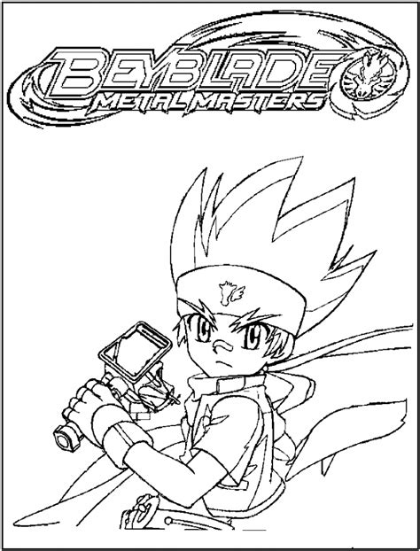 Free Printable Beyblade Coloring Pages For Kids Beyblade Coloring Pages