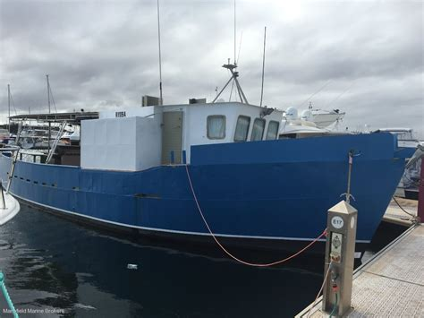 fishing boat for sale south australia trawler for sale trawler boats for sale australia