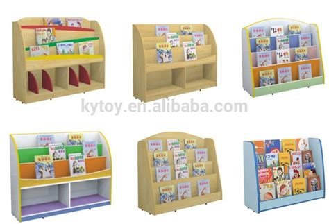 2014 car shape kindergarten bookshelf modern corner