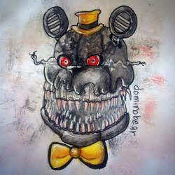 Nightmare And Nightmare Fredbear By Scatmangu On Deviantart » Ideas Home Design