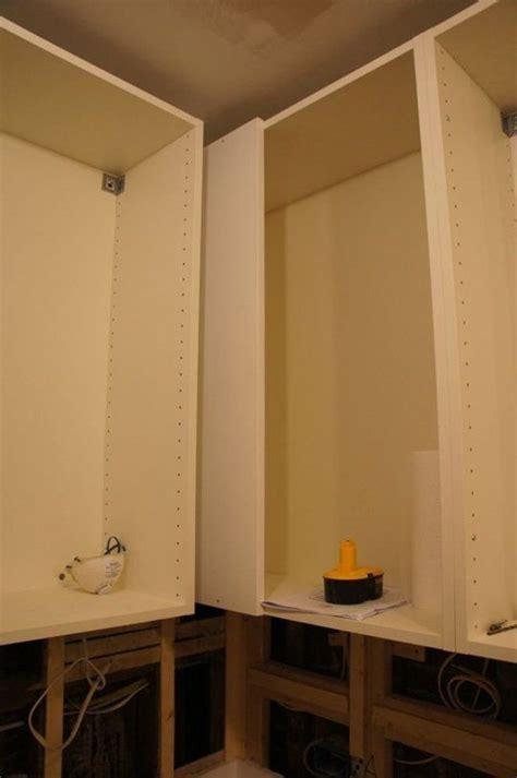 ikea kitchen upper cabinets dan s kitchen cabinets renovation diary ikea kitchen