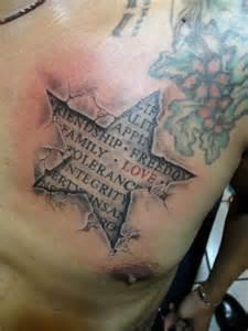 lucky peter tattoo twitter quot lettering 3d star tattoo owner raja surabaya