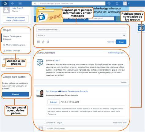 tutorial para usar edmodo edmodo para estudiantes
