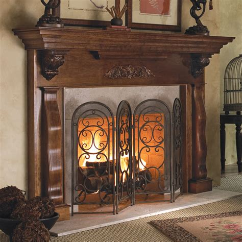 Cherry Wood Fireplace Mantels by Cambridge Custom Wood Fireplace Mantel Surround In Cherry
