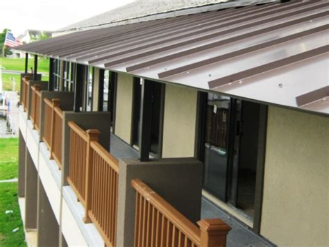 commercial aluminum awnings commercial metal awnings la custom awnings
