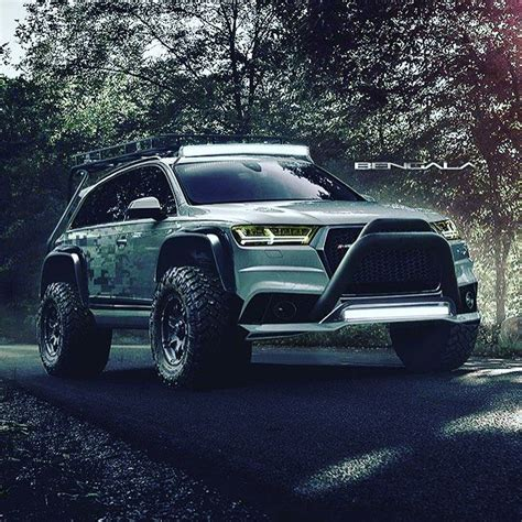 Audi A4 Offroad by Audi Extrem Audi Offroad Suv New Gelendewagen Car