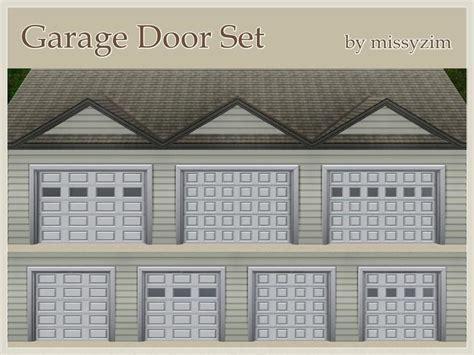 Garage Door Settings missyzim s garage door set