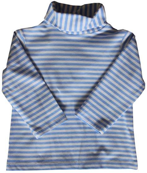Turtleneck Stripe 3 bailey boys periwinkle and white stripe knit turtleneck 3m 9m
