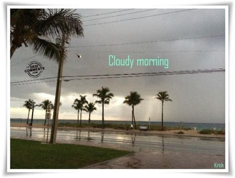cloudy morning desicommentscom