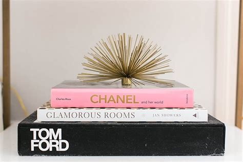 Bedroom Reveal Brightontheday Chanel Coffee Table Book