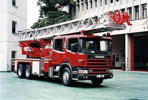 engines photos scania tl52 in hong kong