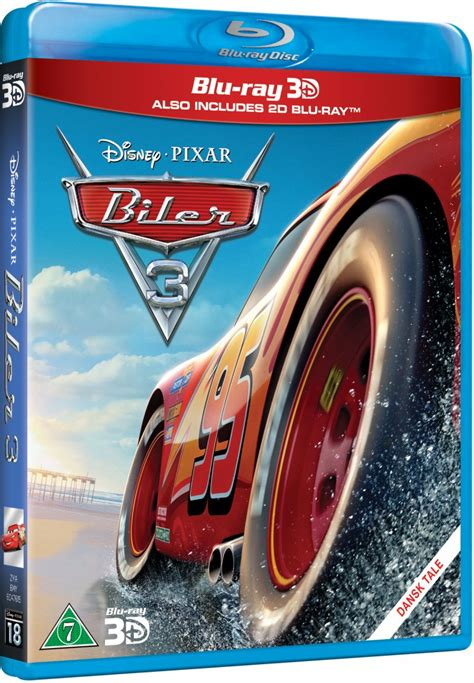 cars 3 film sortie cars 3 biler 3 disney pixar 3d blu ray film dvdoo dk