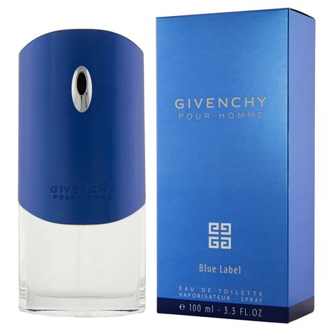 Harga Parfum Givenchy Blue Label givenchy pour homme blue label eau de toilette 100 ml