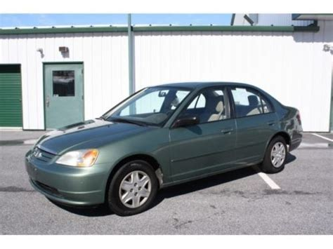 2003 honda civic lx 4 door sell used 2003 honda civic lx automatic 4 door sedan no